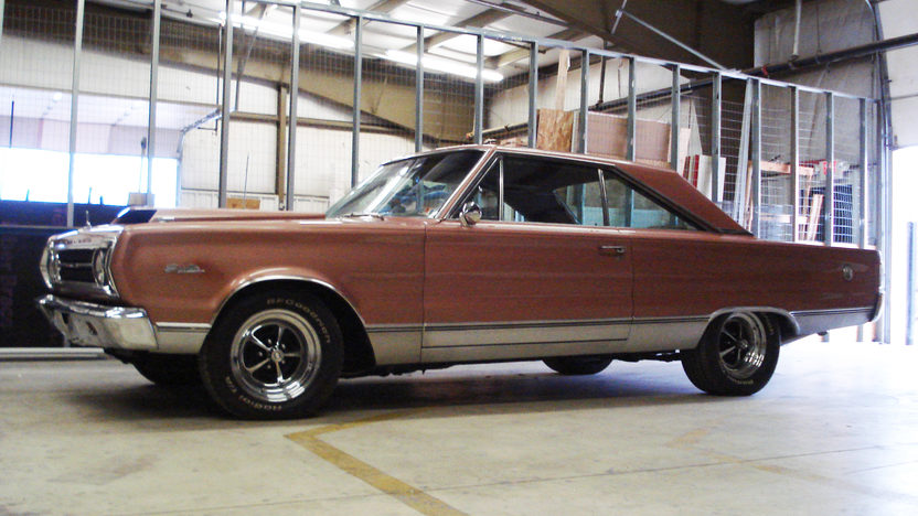 1967 Plymouth Satelite 2-Door 472/600 HP, Automatic presented as lot S193 at Kansas City, MO 2010 - image7