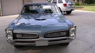 1967 Pontiac GTO 2 Door 400 CI presented as lot S200 at Kansas City, MO 2010 - thumbail image3