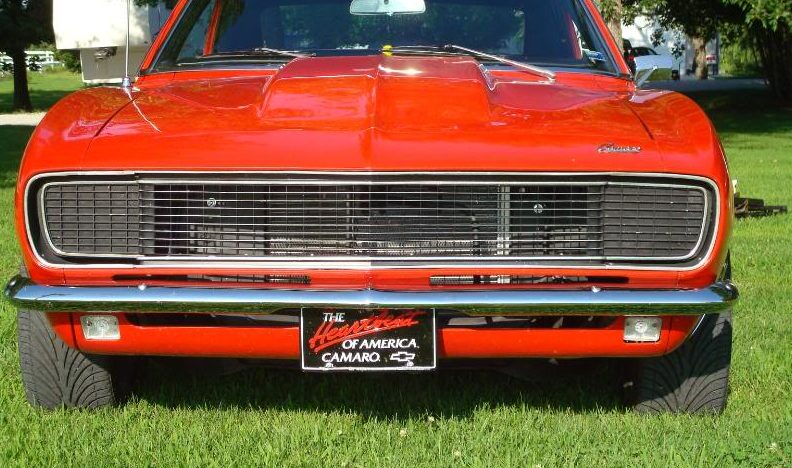1968 Chevrolet Camaro RS Coupe 427/400 HP, Automatic presented as lot S202 at Kansas City, MO 2010 - image2