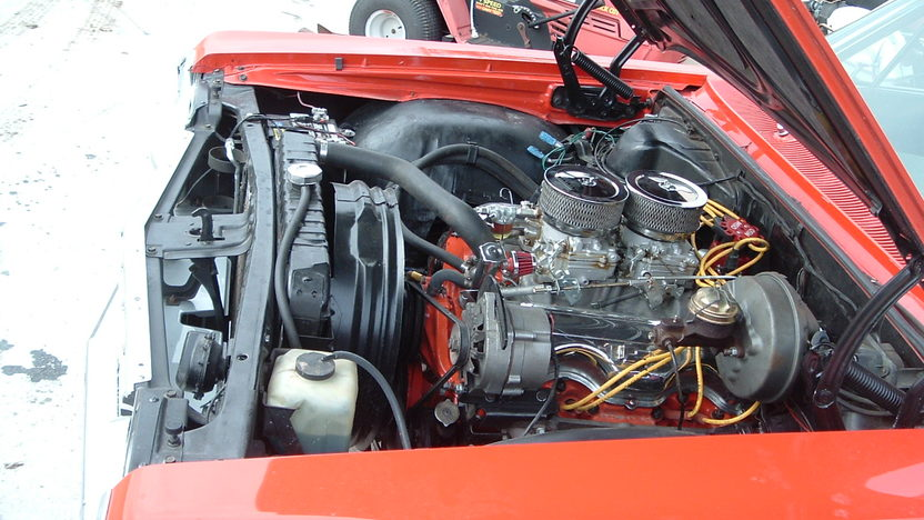 1964 Chevrolet Impala SS 2-Door Hardtop 409/425 HP, 4-Speed  presented as lot S204 at Kansas City, MO 2010 - image6