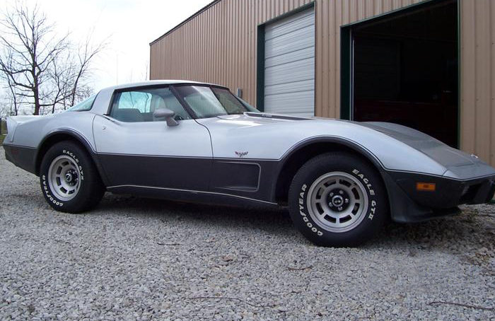 1979 Chevrolet Corvette Coupe 350 CI, Automatic presented as lot S209 at Kansas City, MO 2010 - image3