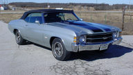 1971 Chevrolet Chevelle SS Convertible 454/365 HP, Automatic presented as lot S54 at Kansas City, MO 2010 - thumbail image3