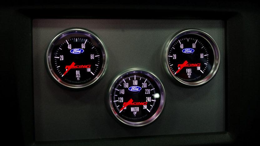 2010 Ford Mustang Cobra Jet Factory Drag Car presented as lot S66 at Kansas City, MO 2010 - image5