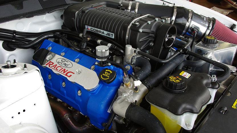 2010 Ford Mustang Cobra Jet Factory Drag Car presented as lot S66 at Kansas City, MO 2010 - image7