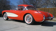 1957 Chevrolet Corvette Convertible 283/220 HP, Automatic presented as lot S81 at Kansas City, MO 2010 - thumbail image2