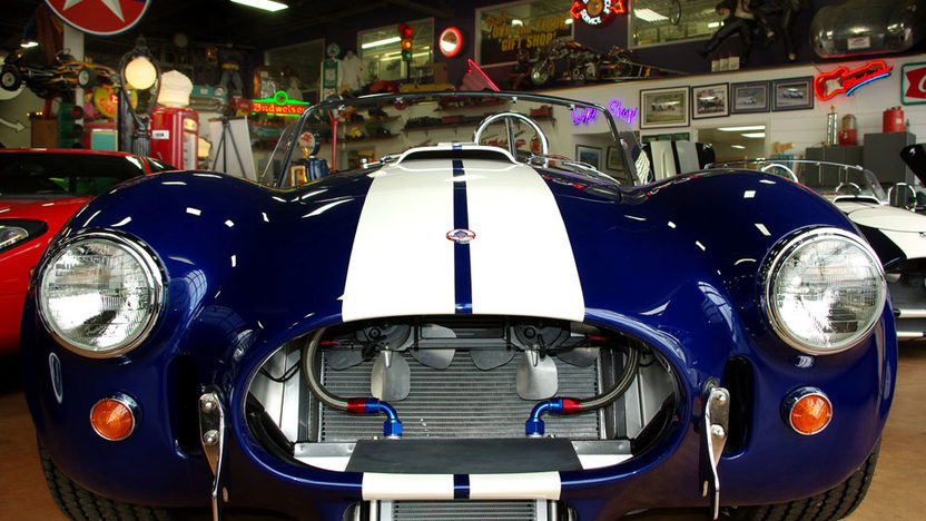 1965 Ford Shelby Cobra 427 Roadster CSX6000 presented as lot S82 at Kansas City, MO 2010 - image2