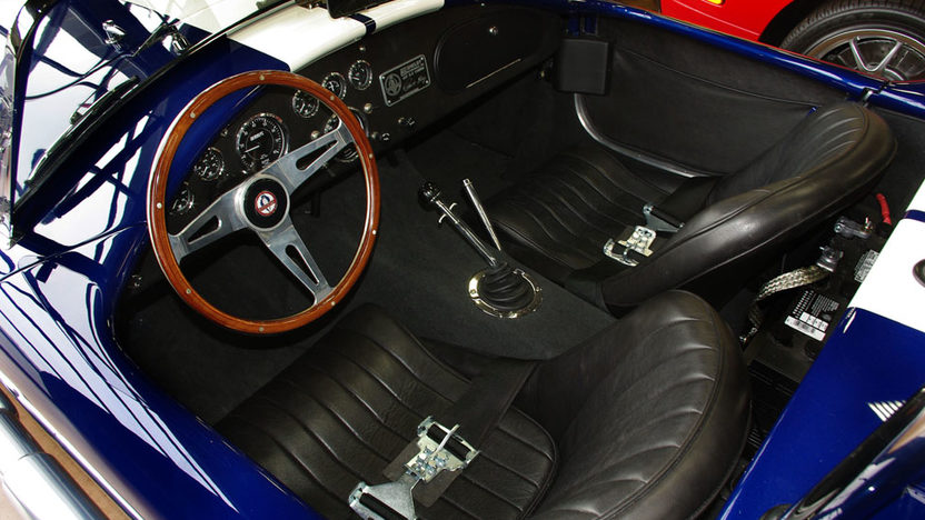 1965 Ford Shelby Cobra 427 Roadster CSX6000 presented as lot S82 at Kansas City, MO 2010 - image3