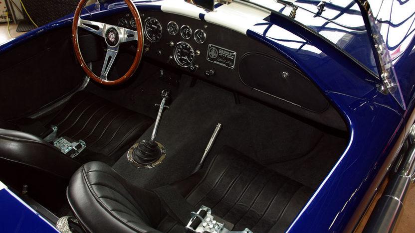 1965 Ford Shelby Cobra 427 Roadster CSX6000 presented as lot S82 at Kansas City, MO 2010 - image4