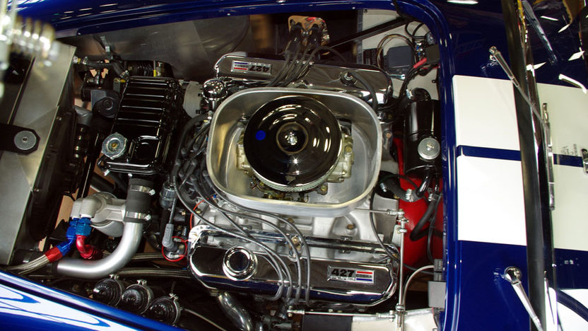 1965 Ford Shelby Cobra 427 Roadster CSX6000 presented as lot S82 at Kansas City, MO 2010 - image6