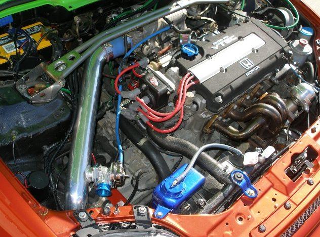 1998 Honda Civic EX Coupe presented as lot S85 at Kansas City, MO 2010 - image7