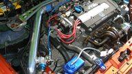 1998 Honda Civic EX Coupe presented as lot S85 at Kansas City, MO 2010 - thumbail image7