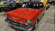 1957 Chevrolet Bel Air Convertible Automatic presented as lot S104 at Kansas City, MO 2010 - thumbail image3