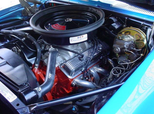 1969 Chevrolet Camaro Z-28 302/290 HP, 4-Speed  presented as lot S108 at Kansas City, MO 2010 - image5