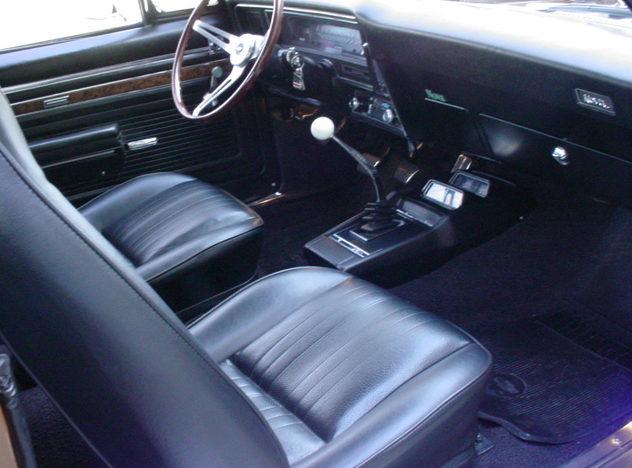 1972 Chevrolet Nova SS 2-door 383/425 HP, 5-Speed   presented as lot S115 at Kansas City, MO 2010 - image5