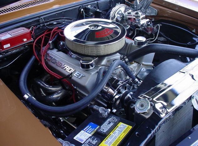 1972 Chevrolet Nova SS 2-door 383/425 HP, 5-Speed   presented as lot S115 at Kansas City, MO 2010 - image6