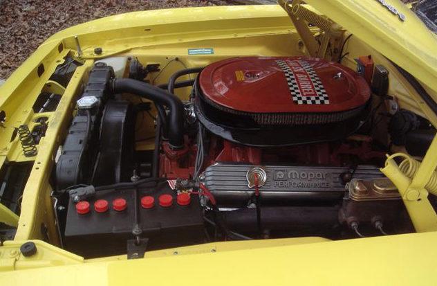 1970 Plymouth Cuda 2-Door Hardtop 440 CI, Automatic presented as lot S128 at Kansas City, MO 2010 - image7