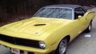 1970 Plymouth Cuda 2-Door Hardtop 440 CI, Automatic presented as lot S128 at Kansas City, MO 2010 - thumbail image2