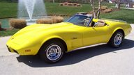 1975 Chevrolet Corvette Convertible 350/165 HP, Automatic presented as lot S132 at Kansas City, MO 2010 - thumbail image7