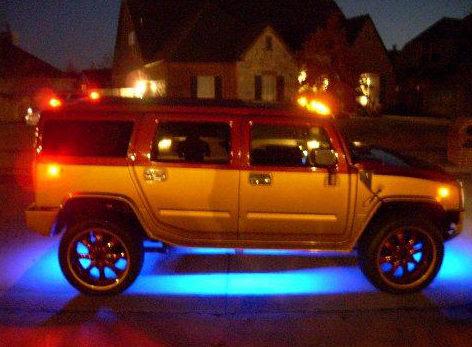 2003 Hummer H2 Custom presented as lot S140 at Kansas City, MO 2010 - image3