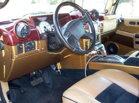 2003 Hummer H2 Custom presented as lot S140 at Kansas City, MO 2010 - image5