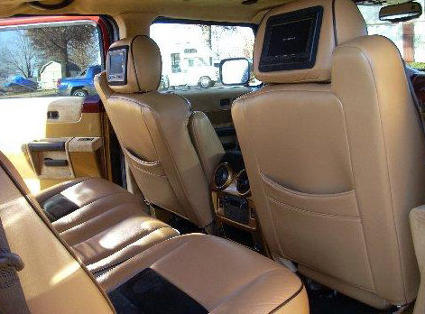 2003 Hummer H2 Custom presented as lot S140 at Kansas City, MO 2010 - image6