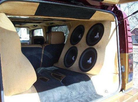 2003 Hummer H2 Custom presented as lot S140 at Kansas City, MO 2010 - image7