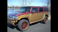 2003 Hummer H2 Custom presented as lot S140 at Kansas City, MO 2010 - thumbail image2