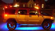 2003 Hummer H2 Custom presented as lot S140 at Kansas City, MO 2010 - thumbail image3