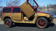2003 Hummer H2 Custom presented as lot S140 at Kansas City, MO 2010 - thumbail image4