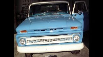 1964 Chevrolet 3/4 Ton Sidestep 327 CI, 4-Speed presented as lot F64 at Kansas City, MO 2010 - image7