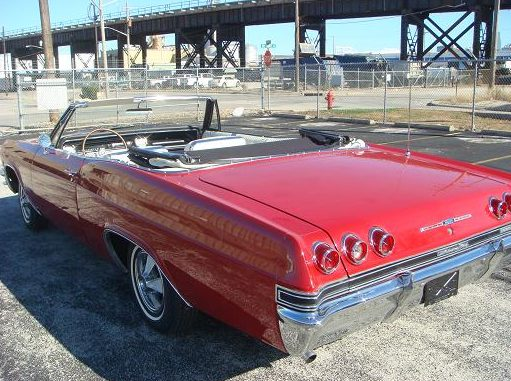 1965 Chevrolet Impala SS Convertible 396/325 HP, Automatic presented as lot S83 at Kansas City, MO 2010 - image2