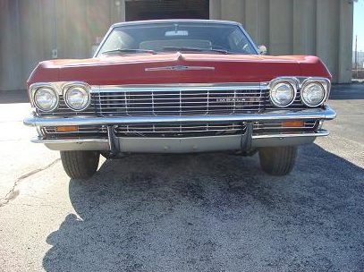 1965 Chevrolet Impala SS Convertible 396/325 HP, Automatic presented as lot S83 at Kansas City, MO 2010 - image3