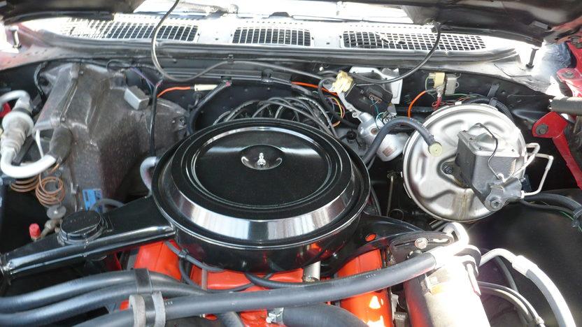1972 Chevrolet El Camino SS 350 HP, Automatic presented as lot F252 at Kansas City, MO 2010 - image5