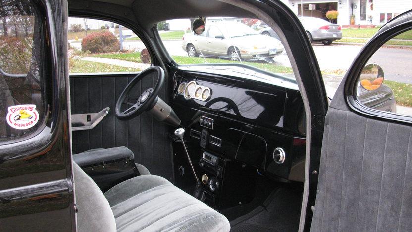 1937 Ford Slant Back Sedan 302/300 HP, Automatic presented as lot F71 at Kansas City, MO 2010 - image6