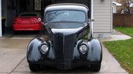 1937 Ford Slant Back Sedan 302/300 HP, Automatic presented as lot F71 at Kansas City, MO 2010 - thumbail image3