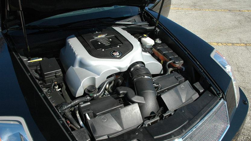 2007 Cadillac XLR Supercharged Automatic presented as lot F92 at Kansas City, MO 2010 - image5