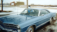 1967 Ford Galaxie Fastback 289/271 HP, 3-Speed Automatic presented as lot F38 at Kansas City, MO 2010 - thumbail image2
