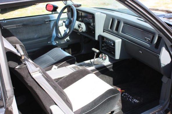 1987 Buick Grand National Coupe presented as lot S166 at Kansas City, MO 2010 - image4