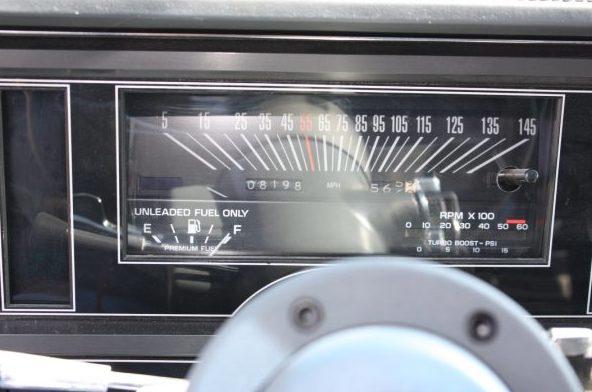 1987 Buick Grand National Coupe presented as lot S166 at Kansas City, MO 2010 - image5