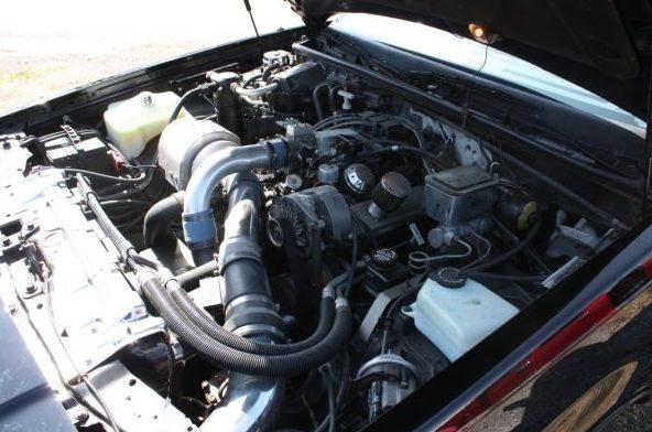 1987 Buick Grand National Coupe presented as lot S166 at Kansas City, MO 2010 - image6