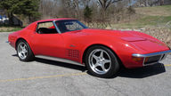 1971 Chevrolet Corvette 2-Door 454 CI, 3-Speed Automatic presented as lot F255 at Kansas City, MO 2010 - thumbail image2