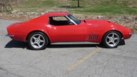 1971 Chevrolet Corvette 2-Door 454 CI, 3-Speed Automatic presented as lot F255 at Kansas City, MO 2010 - thumbail image7