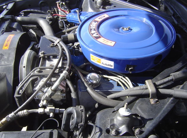 1972 Ford Mustang Convertible 351 CI, 4-Speed presented as lot F151 at Kansas City, MO 2010 - image4