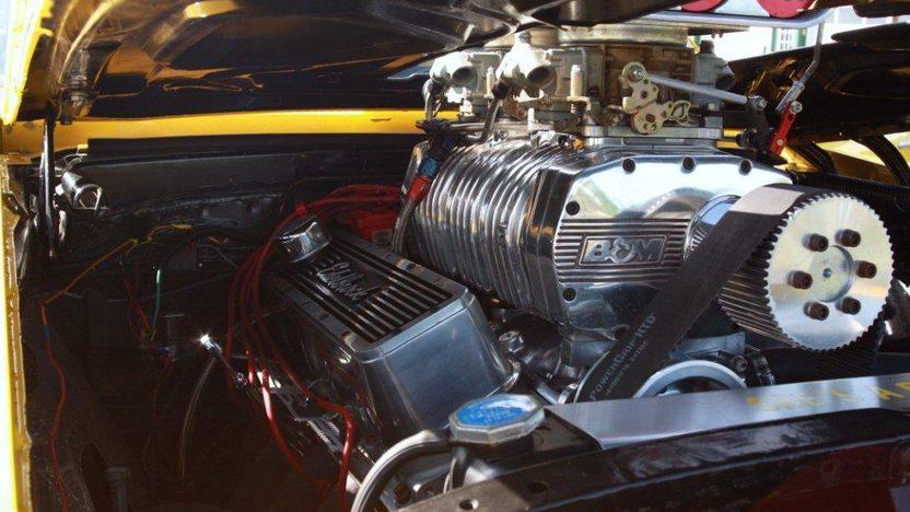 1969 Chevrolet Camaro 2-Door Hardtop 468 BIG BLOCK, Automatic presented as lot F277.1 at Kansas City, MO 2010 - image4