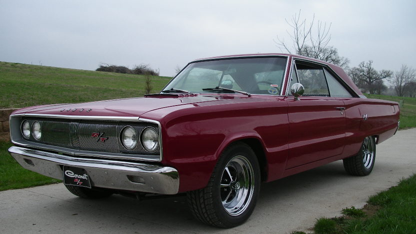 1967 Dodge Coronet R/T 2-Door 440/375 HP, Automatic presented as lot F215 at Kansas City, MO 2010 - image8