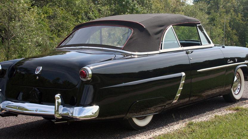 1952 Ford  Convertible Flathead presented as lot F87 at Kansas City, MO 2011 - image2