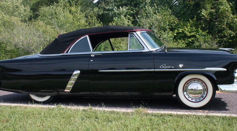 1952 Ford  Convertible Flathead presented as lot F87 at Kansas City, MO 2011 - image3