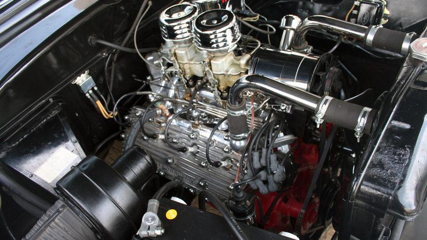 1952 Ford  Convertible Flathead presented as lot F87 at Kansas City, MO 2011 - image5