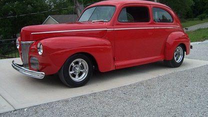 1941 Ford 2-Door