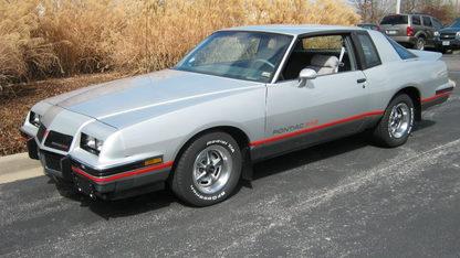 1986 Pontiac Grand Prix 2 + 2